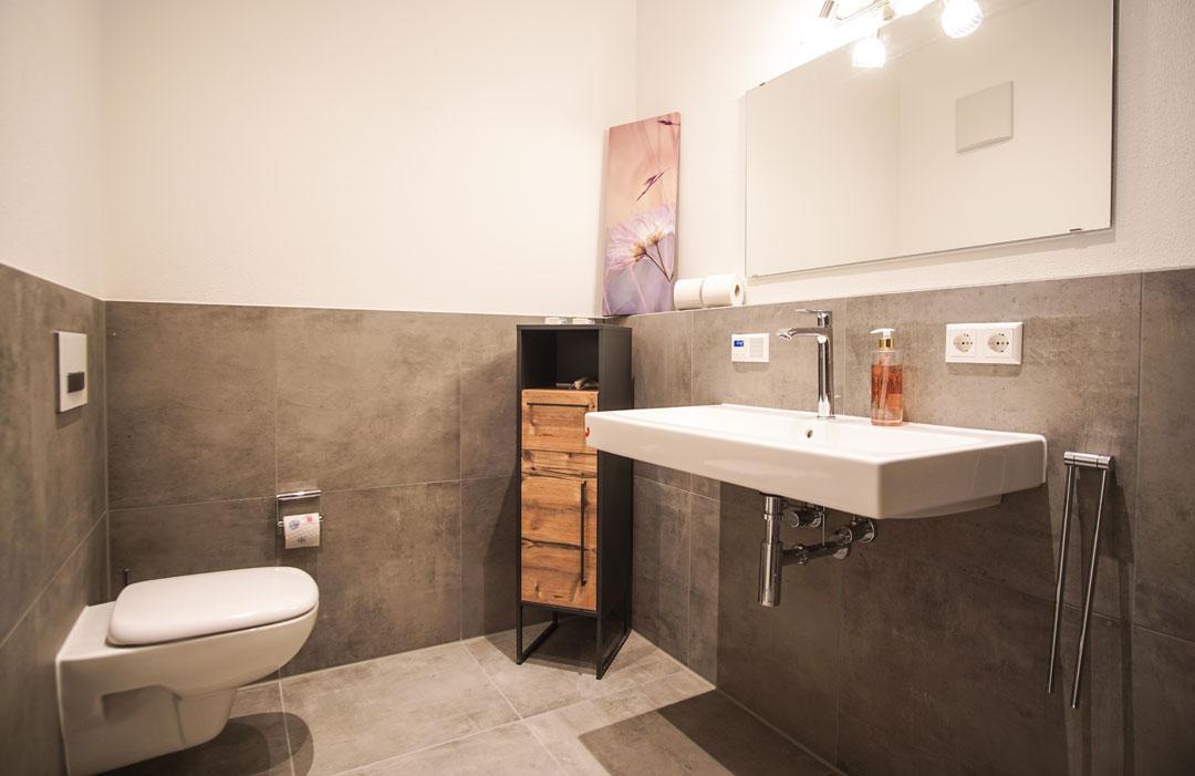 Nordstadtperle Badezimmer