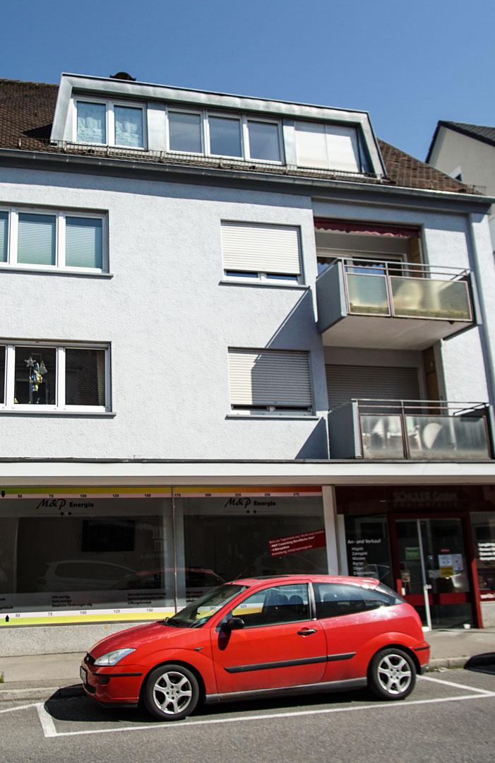 Nordstadtperle Ferienwohnung Bodensee Haus